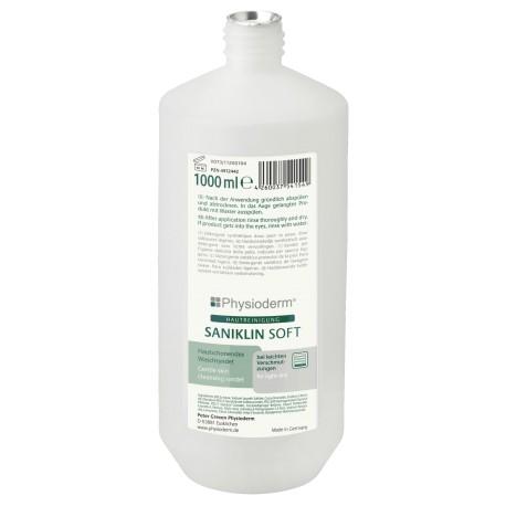 SANIKLIN SOFT round bottle, 1000 ml
