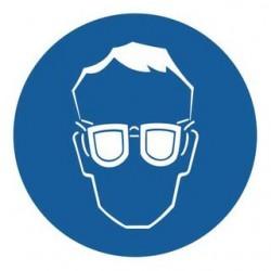 Σήμα ασφαλείας: Υποχρεωτική χρήση γυαλιών ΣΥ1