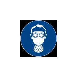 Σήμα ασφαλείας: Υποχρεωτική χρήση μάσκας ολοκλήρου προσώπου ΣΥ2