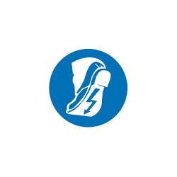 Σήμα ασφαλείας: Υποχρεωτική χρήση μονωτικών υποδημάτων ΣΥ8